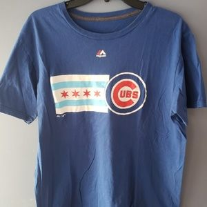 Majestic Chicago Cubs tee